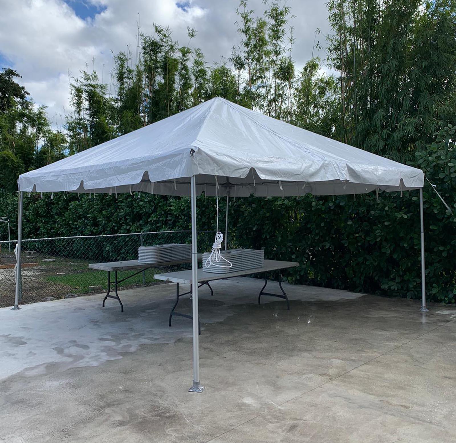 Tent Measurements Weston