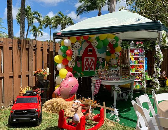 Tents Rental Weston