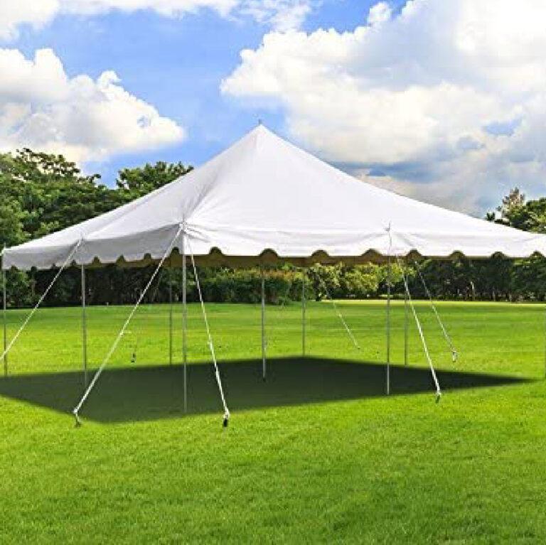 tent-measurements