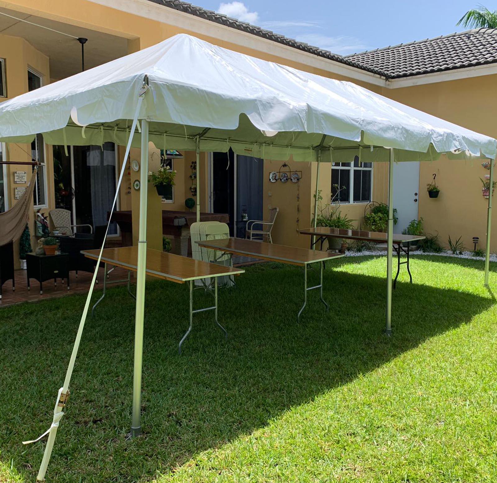 Tent Measurements