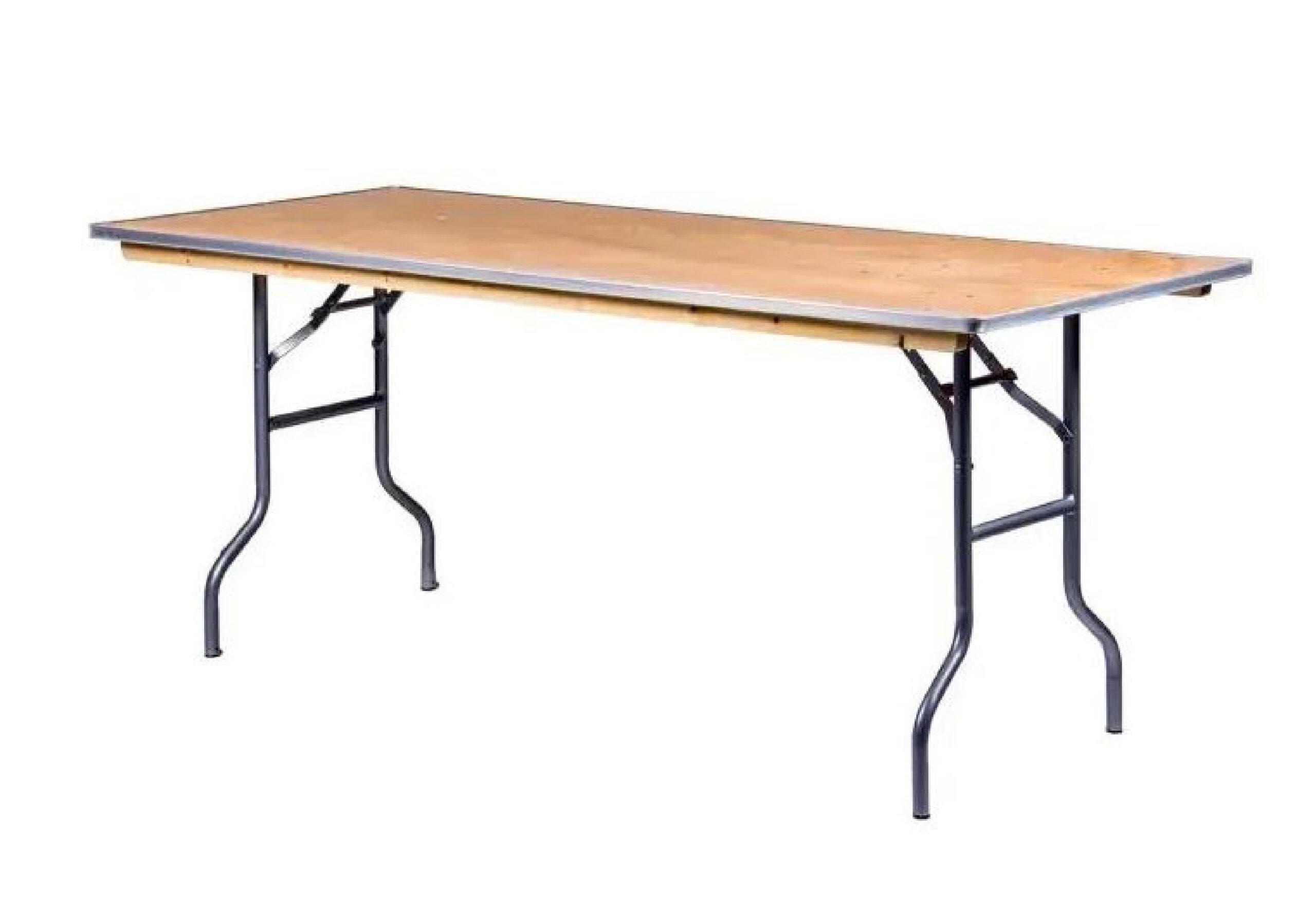 table rental in weston