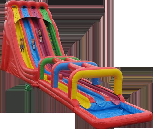 water-slide-rental